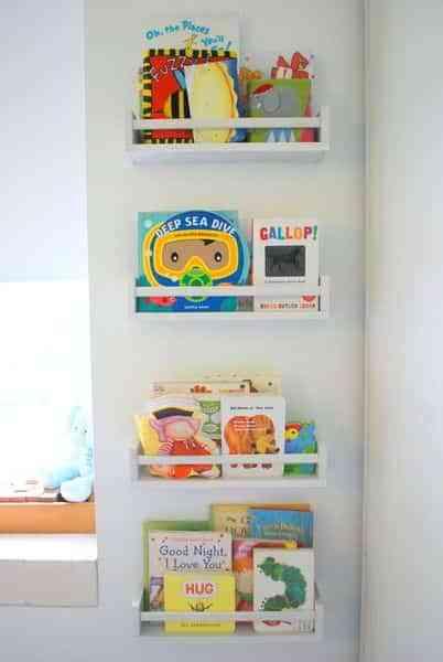 organizar el dormitorio infantil XII