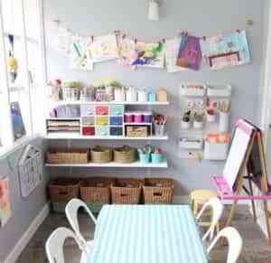 Cómo organizar el dormitorio infantil para preparar la vuelta al cole 1
