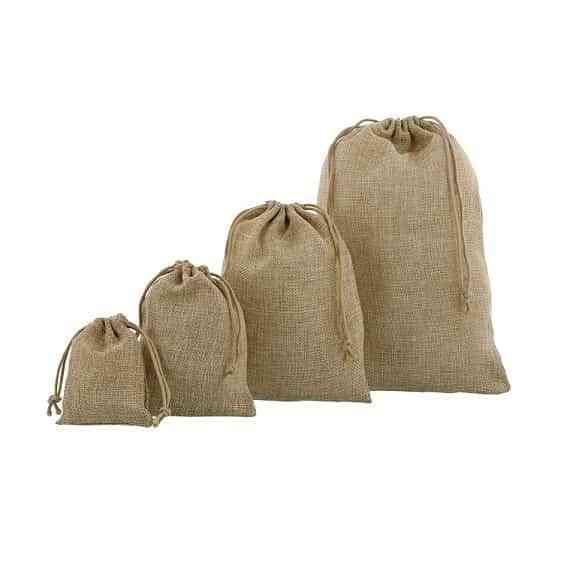 Ideas para decorar un evento con bolsas de organza 2