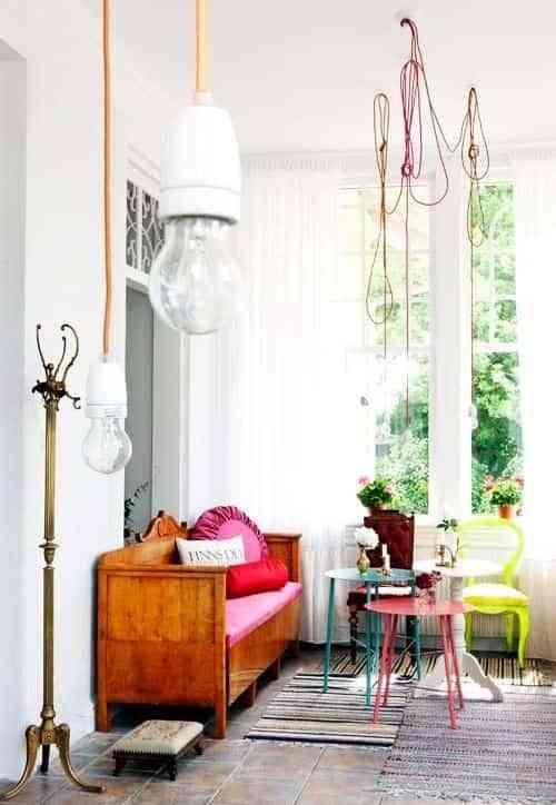 decorar con cables IX