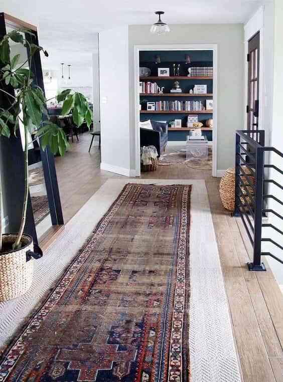 alfombras de pasillo II