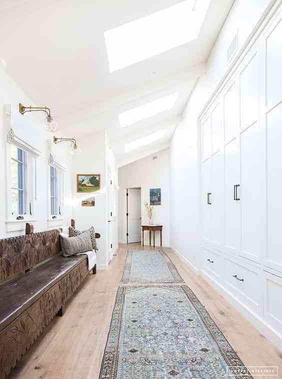 C mo decorar con alfombras de pasillo y dale calidez a tu hogar - Alfombras pasillo ...
