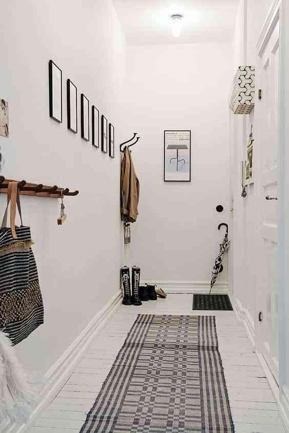 C mo decorar con alfombras de pasillo y dale calidez a tu for Alfombras para pasillos