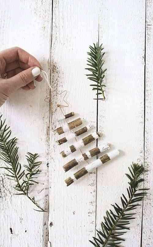 Manualidades navideñas para decorar tu hogar de forma fácil