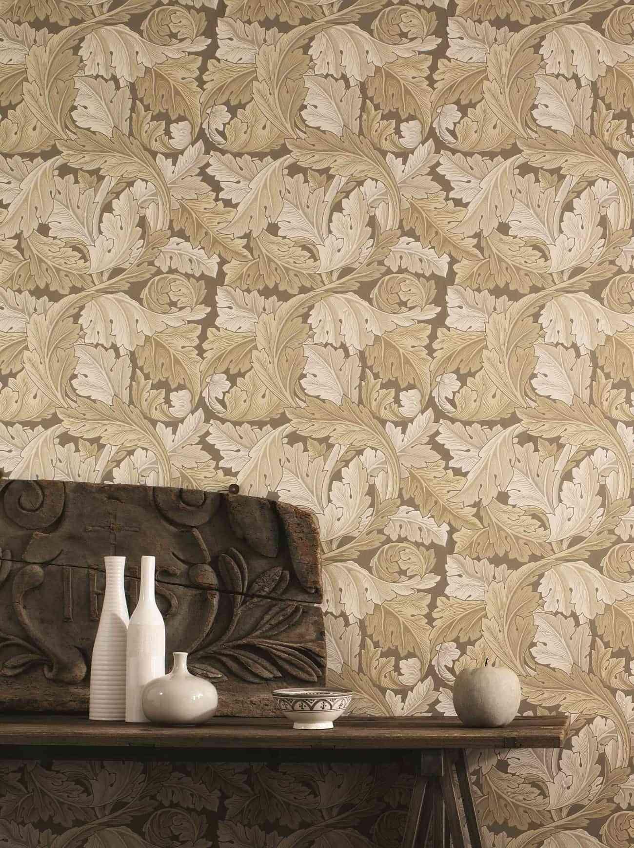 Gancedo presenta los 4 diseños más emblemáticos de William Morris 3