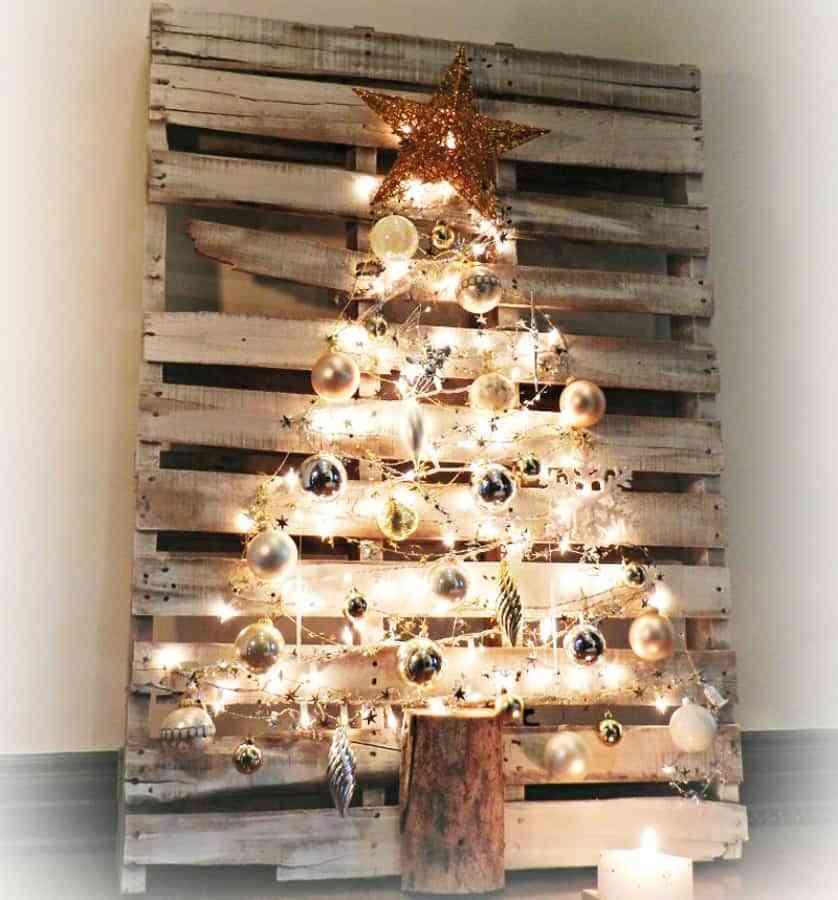 arbol de navidad de madera x - Arbol De Navidad De Madera