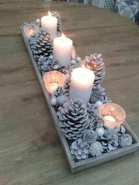 decorar con pinas I