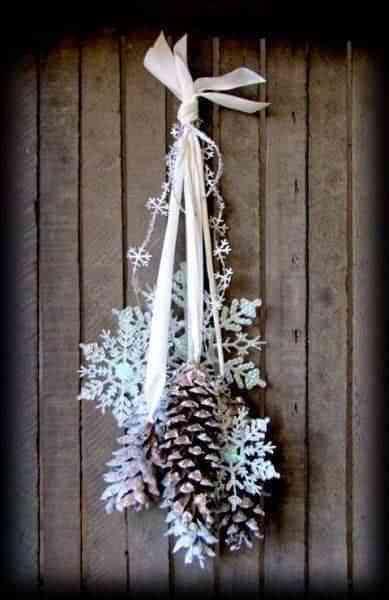 decorar con pinas II