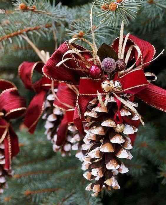 decorar con pinas III