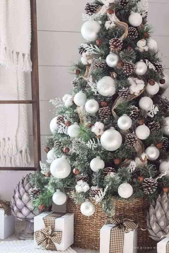 decorar con pinas VII