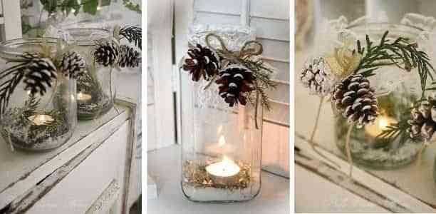 decorar con pinas VIII