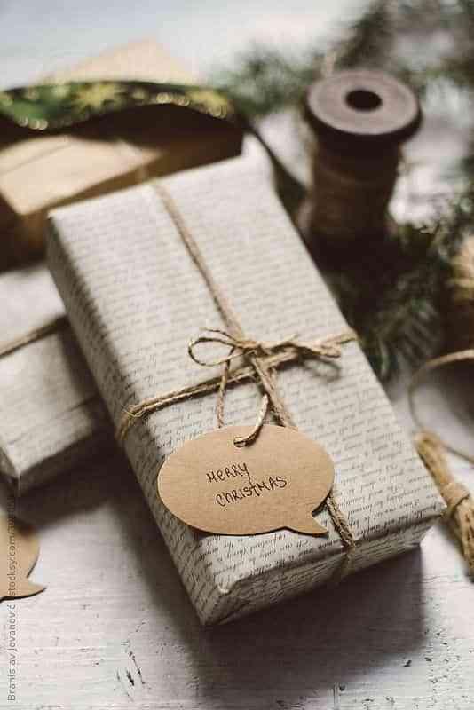envolver regalos II