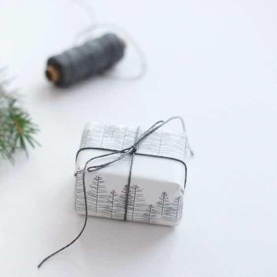 envolver regalos III