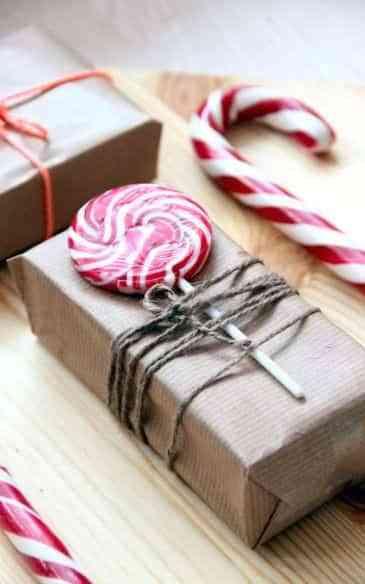 envolver regalos VIII