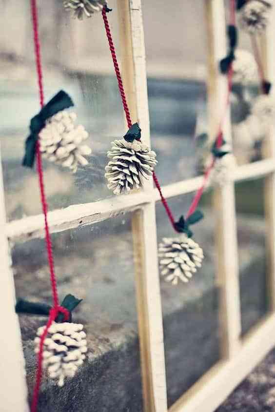 guirnaldas de Navidad XI