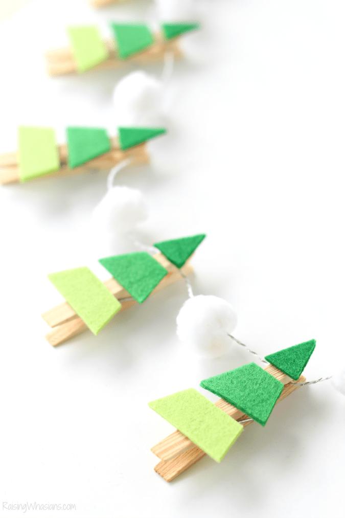 guirnaldas de Navidad XII