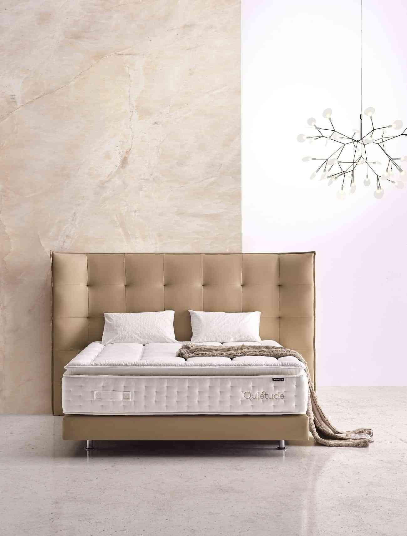 QUIÉTUDE de Senttix, un colchón para un descanso reparador