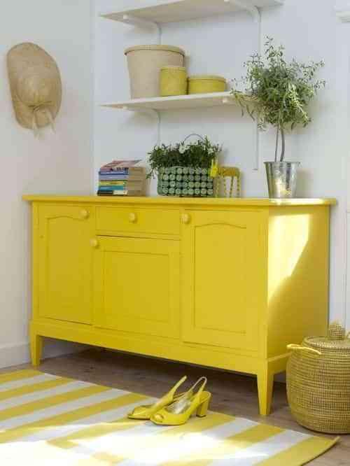 Formas de pintar muebles antiguos para que luzcan como nuevos - Pintar muebles viejos ...