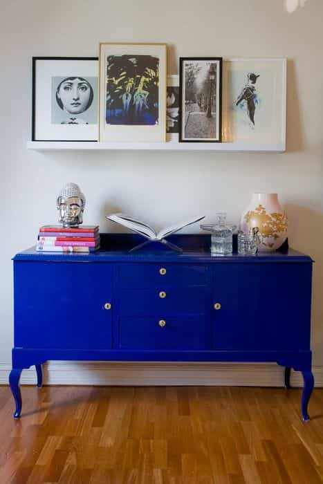 pintar muebles antiguos IV