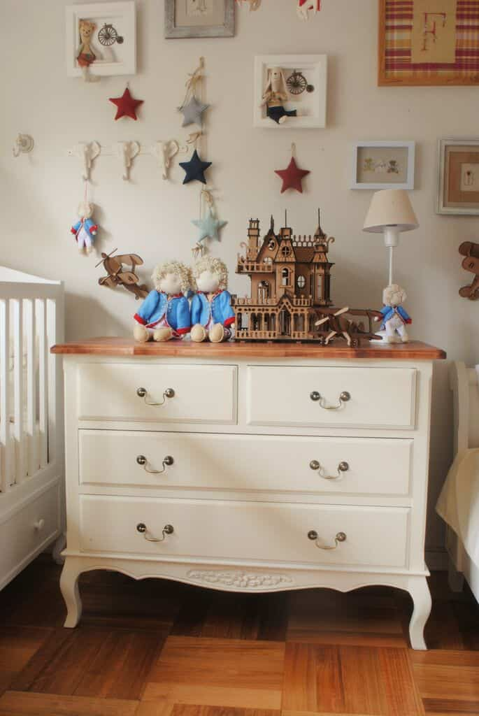 formas de pintar muebles antiguos para que luzcan como nuevos