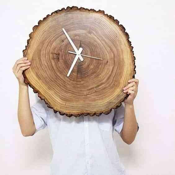 Relojes de pared para hacer tú mismo ¡Aire nuevo a tus paredes!