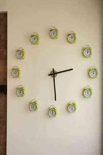 relojes de pared V