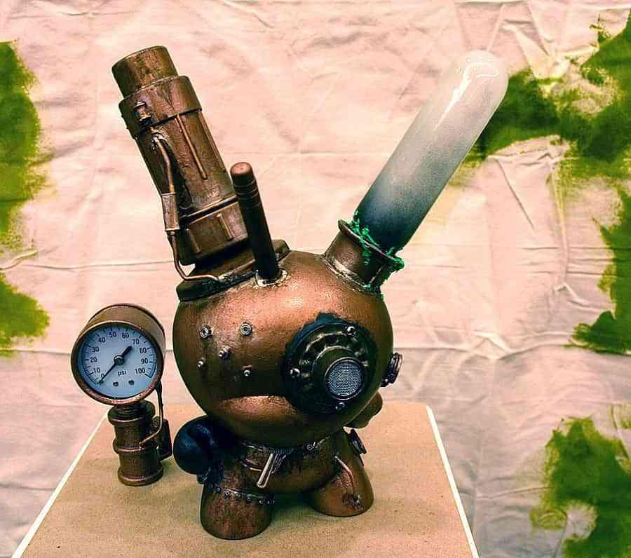 9 ideas de decoración steampunk para crear espacios únicos 2