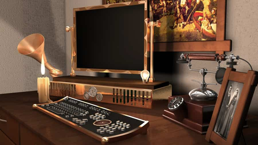 9 ideas de decoración steampunk para crear espacios únicos 4