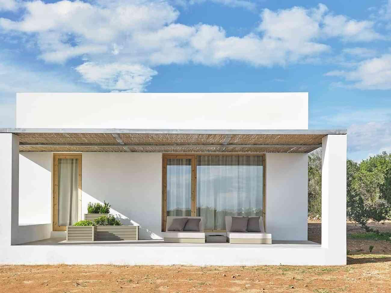 Cama de diseño Chill para un descanso a la Mediterránea 1
