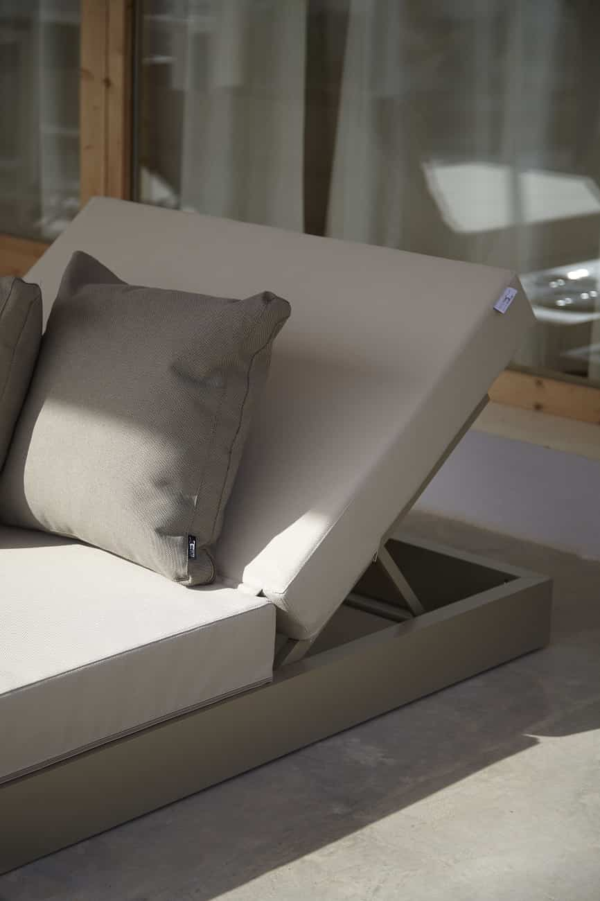 Cama de diseño Chill para un descanso a la Mediterránea 5