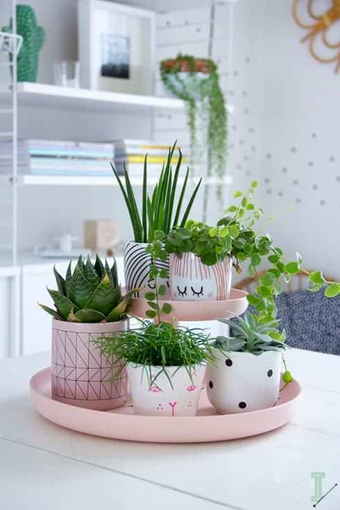 decoracion primaveral IX