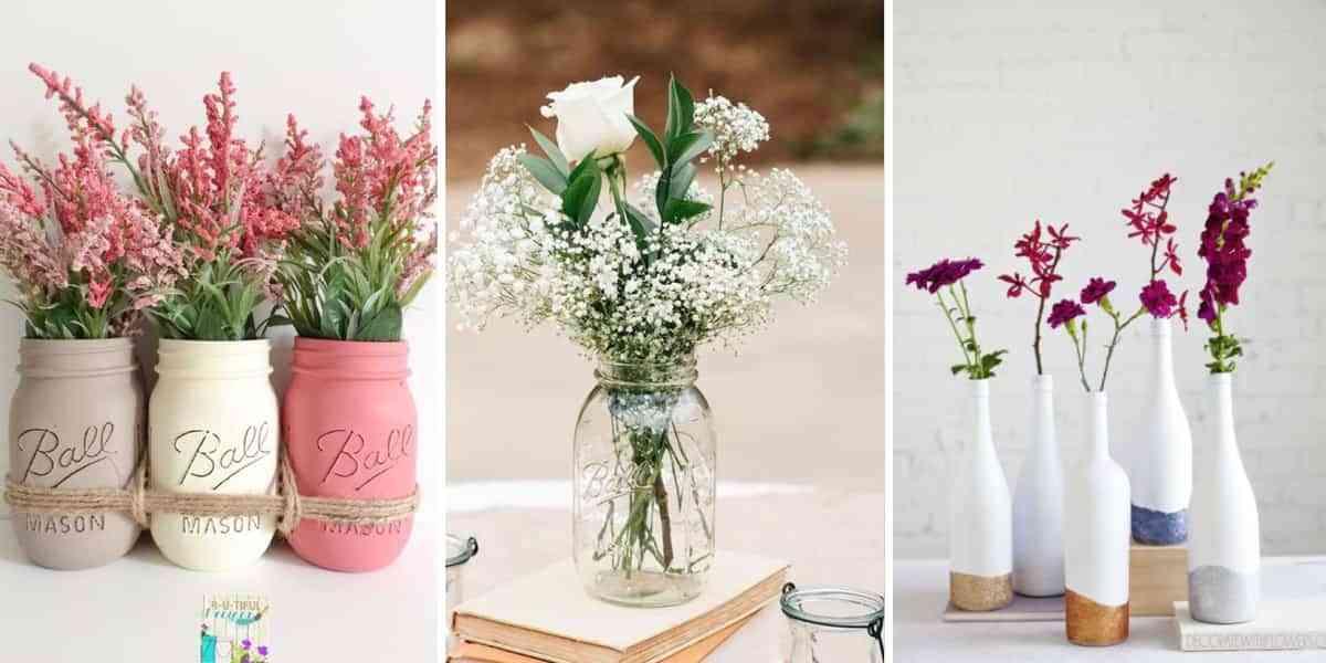 decorar con flores VI