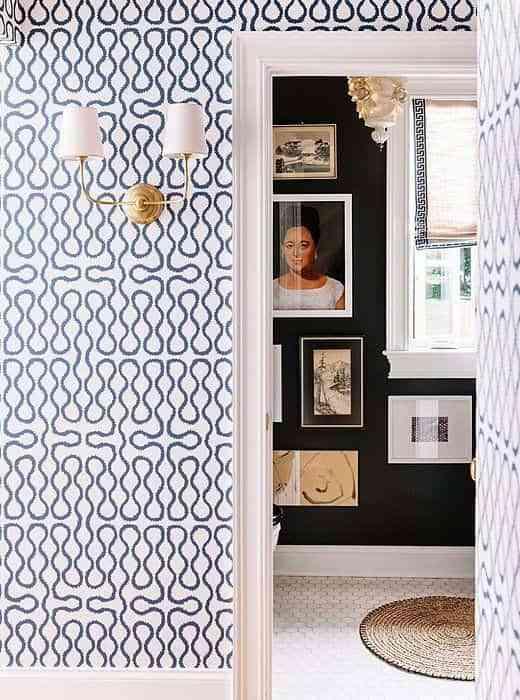 decorar con motivos geometricos