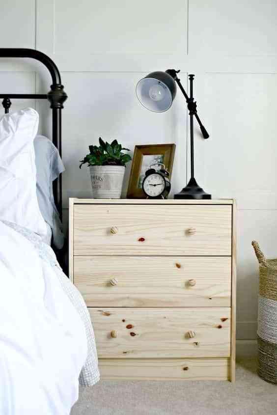 10 formas de pintar la cómoda Rast de Ikea para volver a estrenarla