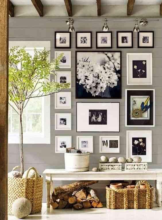 8 ideas para decorar con bancos en casa. ¡Tan bonito como funcional! 1