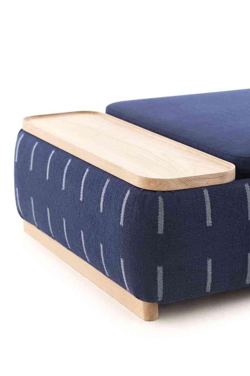 Lan, un sofá con un diseño muy novedoso 2