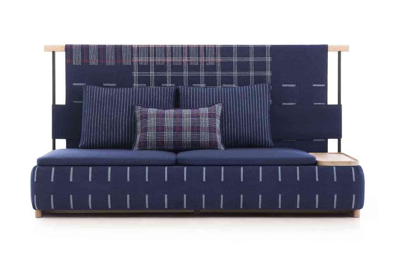 Lan, un sofá con un diseño muy novedoso 3