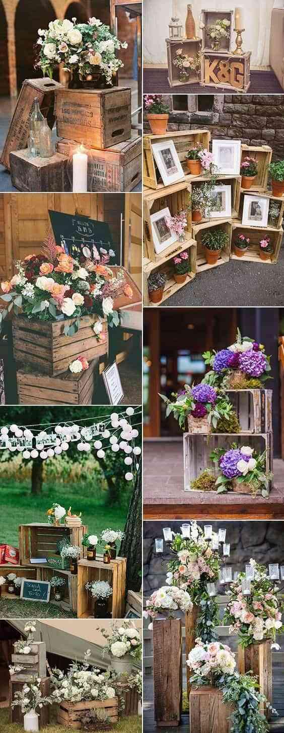 decoracion de boda VII