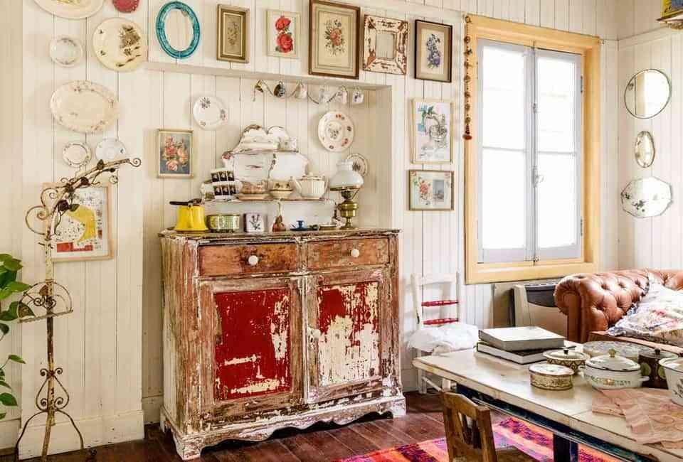Descubre como incluir decoración vintage en tu hogar, ¡y triunfar!
