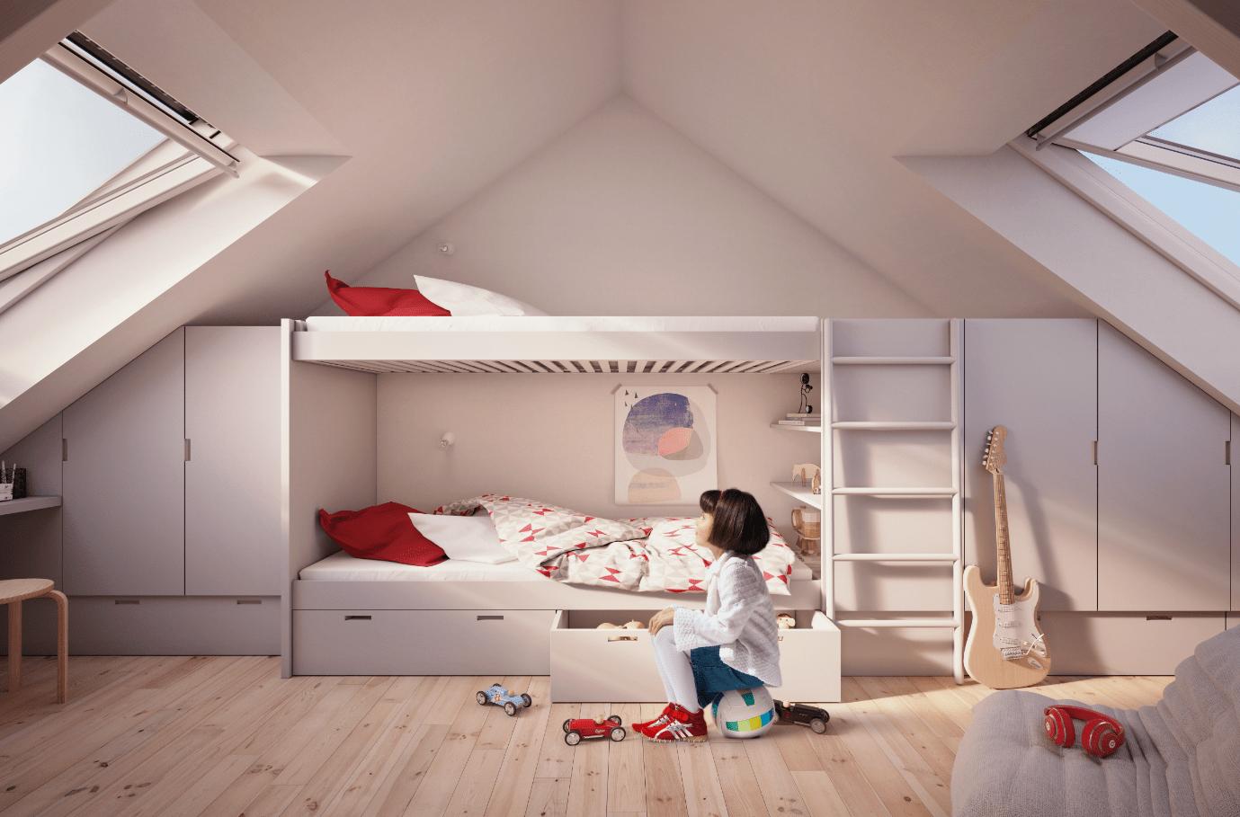 El ático convierte tu casa en un lugar único 2