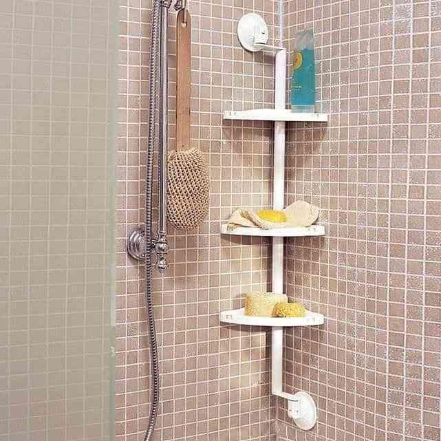 almacenaje para la ducha VII