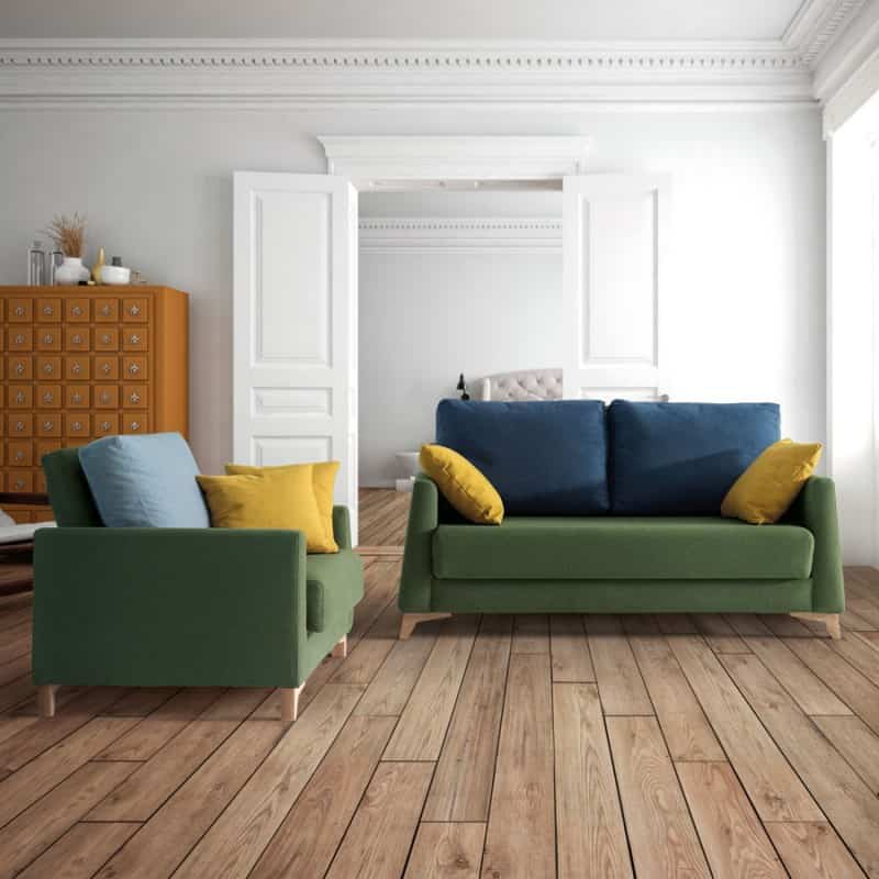 Sofás cama, una opción ideal para que los familiares estén cómodos este verano 2