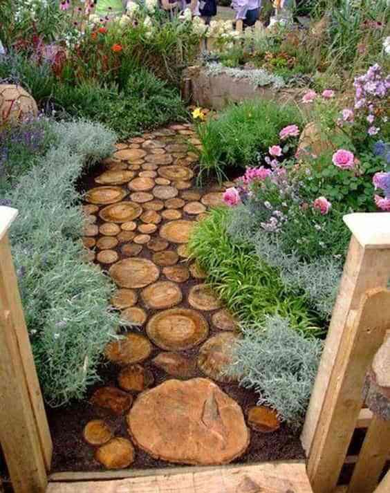 caminos de jardin originales II