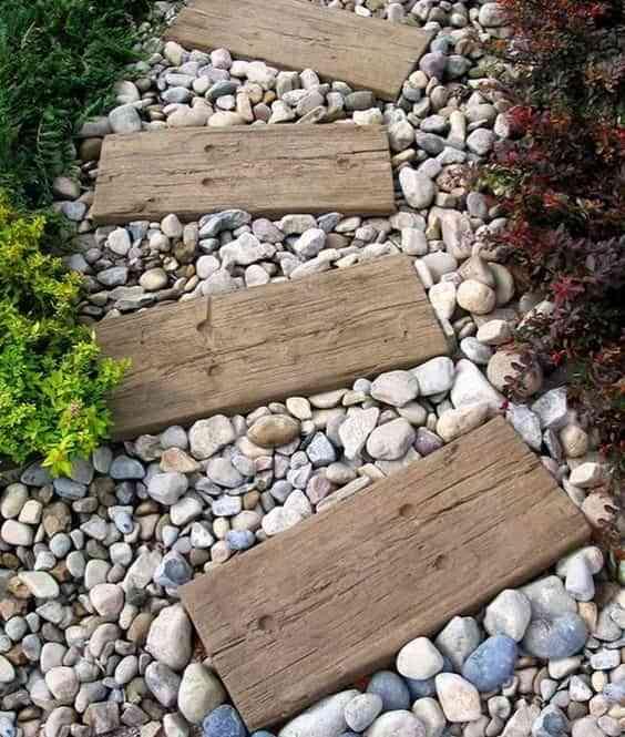 caminos de jardin originales III