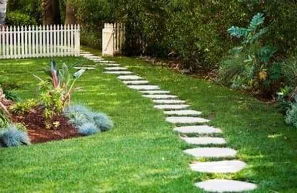 caminos de jardin originales V