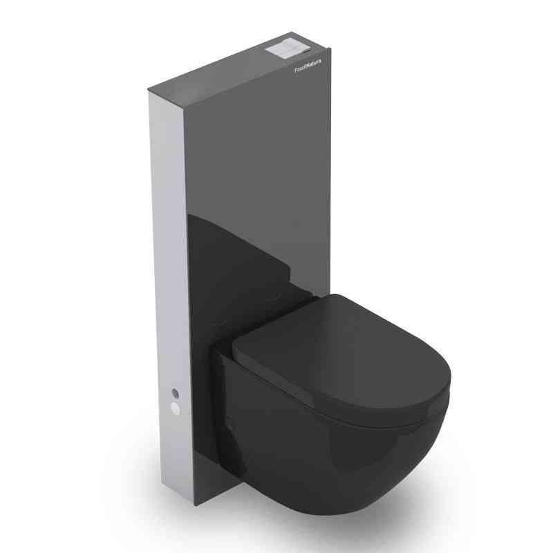 Cisterna suspendida vista Empire Black