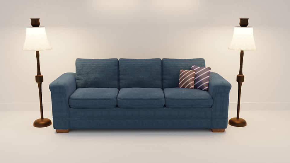 7 diferentes tipos de sofás pensados para decorar tu salón