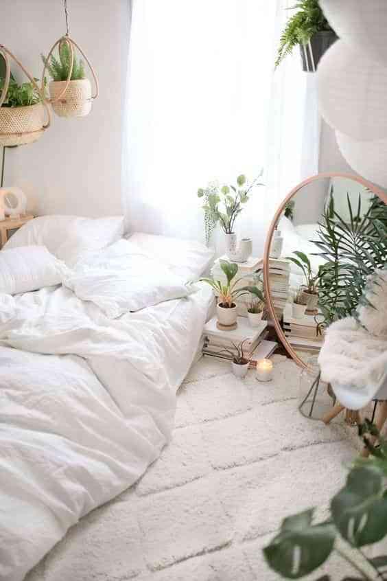 camas a ras del suelo VI