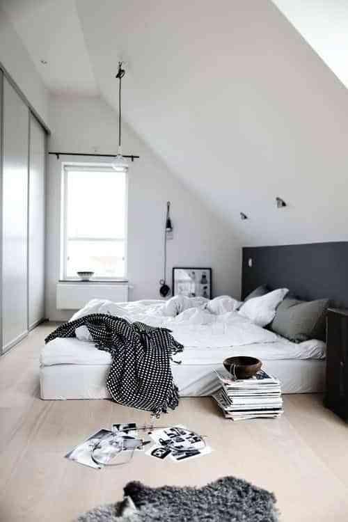 camas a ras del suelo VIII