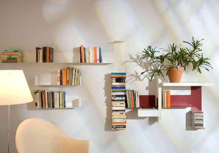 decorar con libros de forma original IV